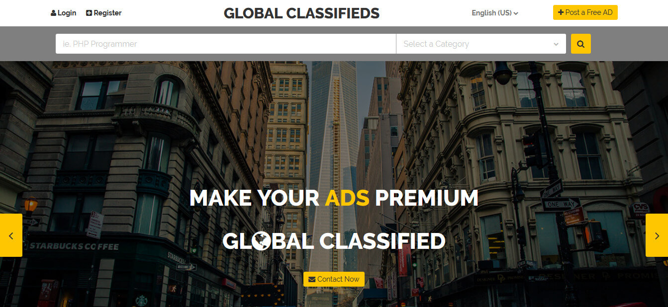 Global Classifieds